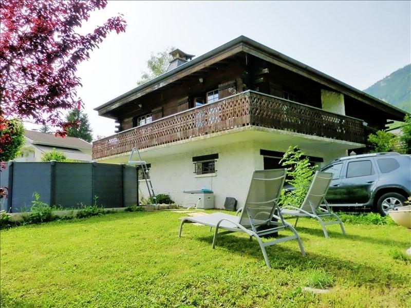 Vente maison / villa Ayze 430000€ - Photo 7