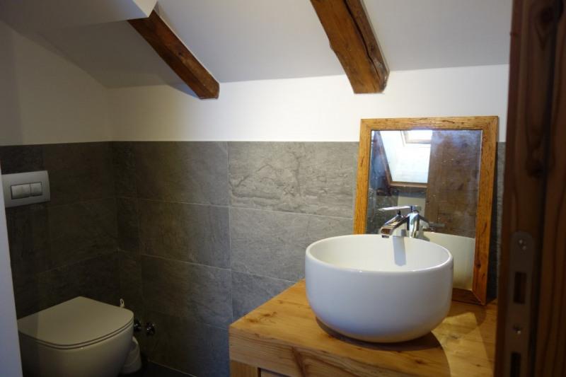 Vente de prestige maison / villa Chamonix mont blanc 995000€ - Photo 12