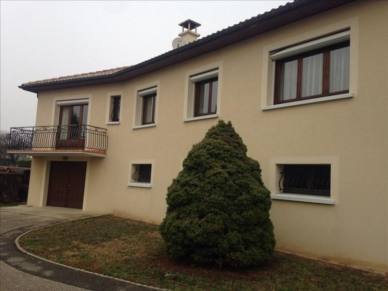 Vendita casa St maurice l exil 249000€ - Fotografia 1