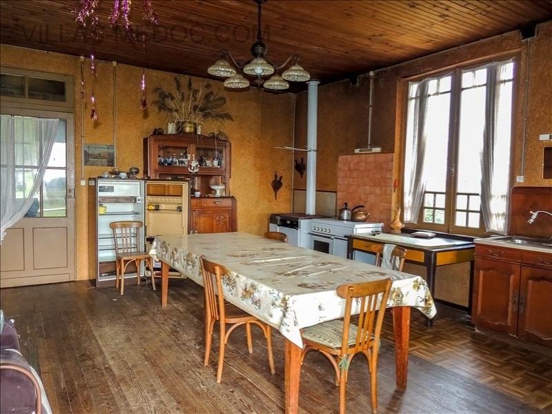 Vente maison / villa Saint seurin de cadourne 69000€ - Photo 7
