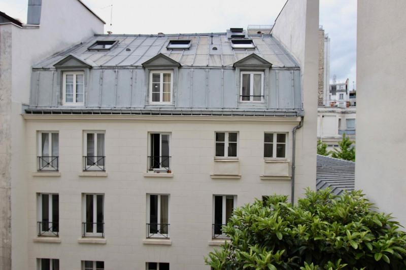 Sale apartment Paris 10ème 269000€ - Picture 12