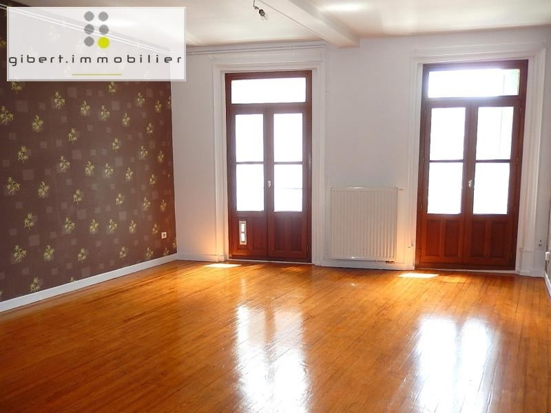 Rental apartment Le puy en velay 363,79€ CC - Picture 1