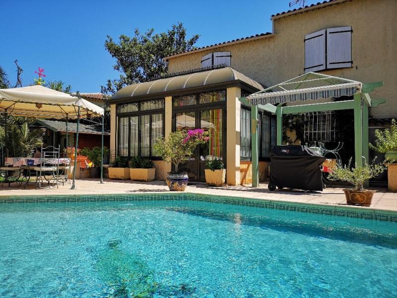 Immobile residenziali di prestigio casa Hyeres 832000€ - Fotografia 8