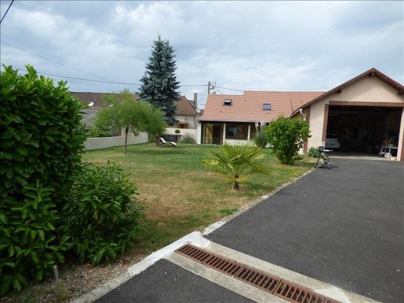 Vente maison / villa Jaligny sur besbre 185000€ - Photo 7