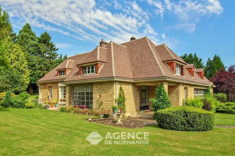 Deluxe sale house / villa Vimoutiers 380000€ - Picture 1