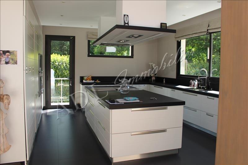 Deluxe sale house / villa Lamorlaye 1870000€ - Picture 4