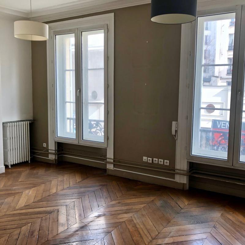 Vente appartement Paris 9ème 949000€ - Photo 2