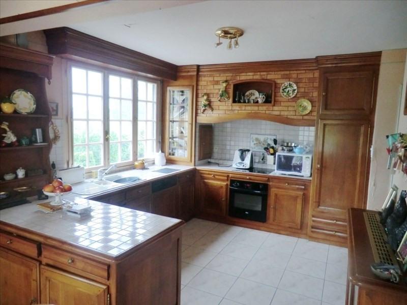 Sale house / villa La chapelle st aubert 205920€ - Picture 3