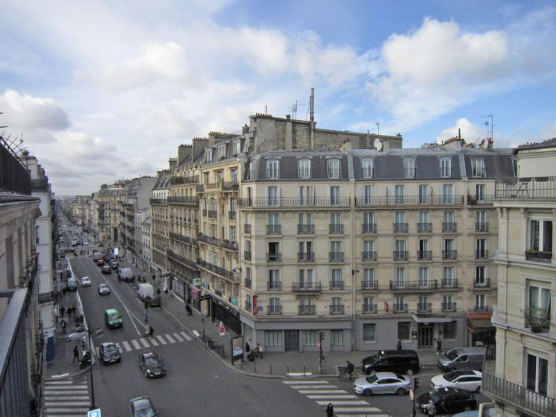 Rental apartment Paris 10ème 1262€ CC - Picture 4