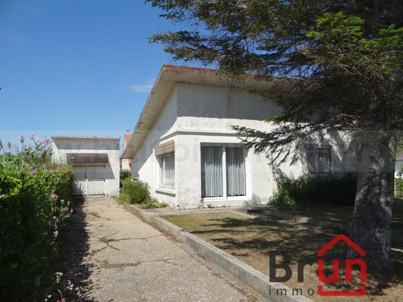 Investment property house / villa Fort mahon plage 172000€ - Picture 1