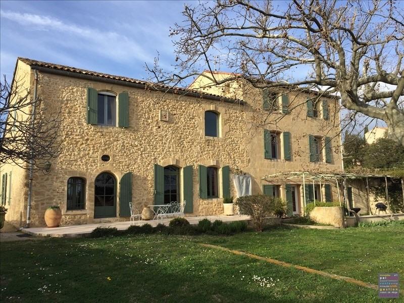 Deluxe sale house / villa Salon de provence 995000€ - Picture 1