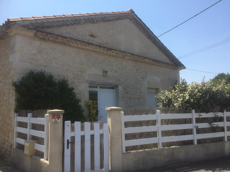 Vente maison / villa Queyrac 130 000€ - Photo 1