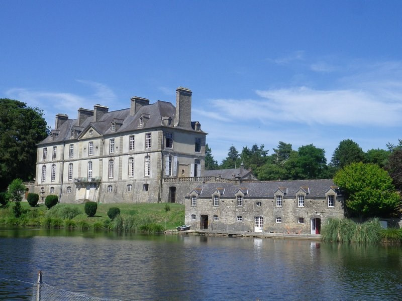 Vente de prestige château Valognes 1800000€ - Photo 1