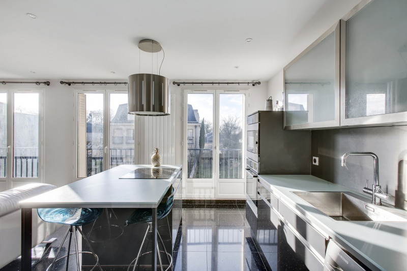 Vente appartement Versailles 495000€ - Photo 5