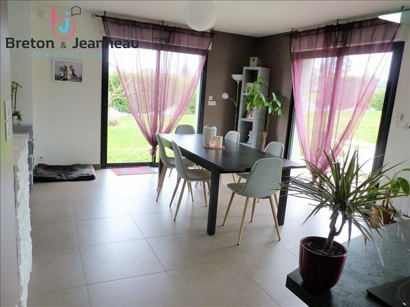 Vente maison / villa Ballots 122500€ - Photo 4