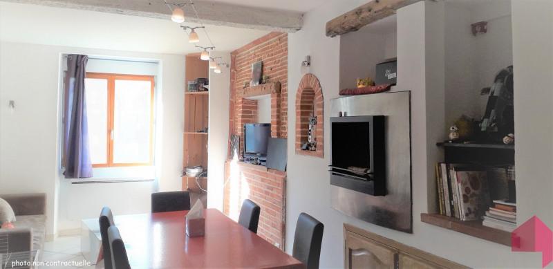 Sale house / villa Baziege 165000€ - Picture 1