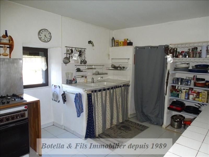 Vente maison / villa Barjac 318000€ - Photo 6