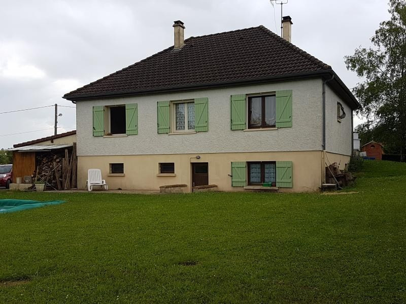 Vente maison / villa Parigny les vaux 159 000€ - Photo 2