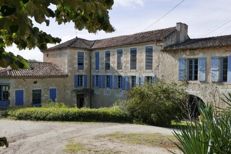 Verkauf mietshaus Lectoure 285000€ - Fotografie 1