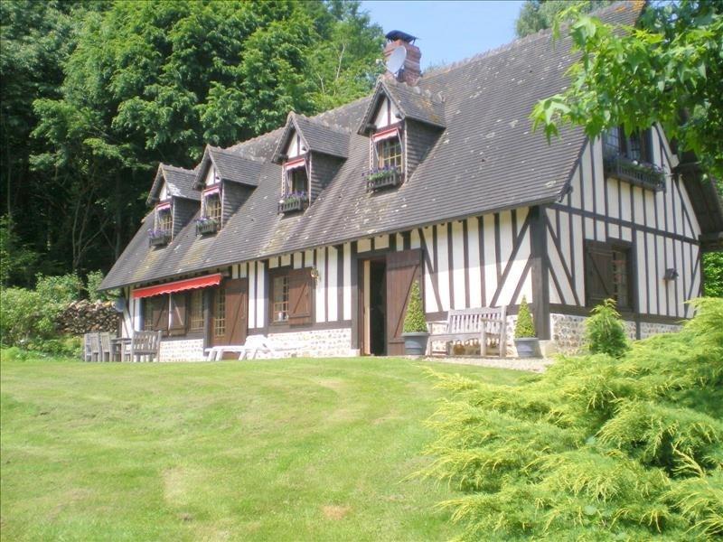 Deluxe sale house / villa Honfleur 575000€ - Picture 1