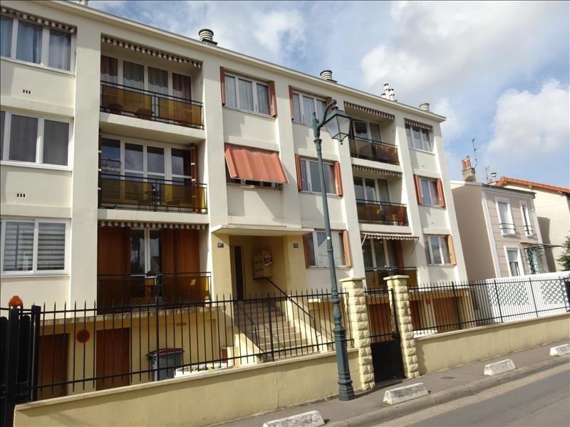 Rental apartment Asnieres sur seine 1070€ CC - Picture 1