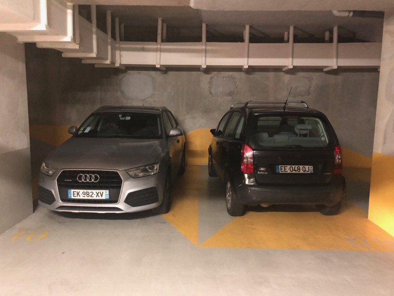 Vente parking Paris 17ème 45000€ - Photo 2