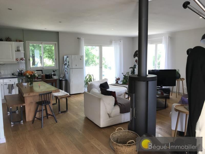 Sale house / villa Leguevin 320800€ - Picture 3