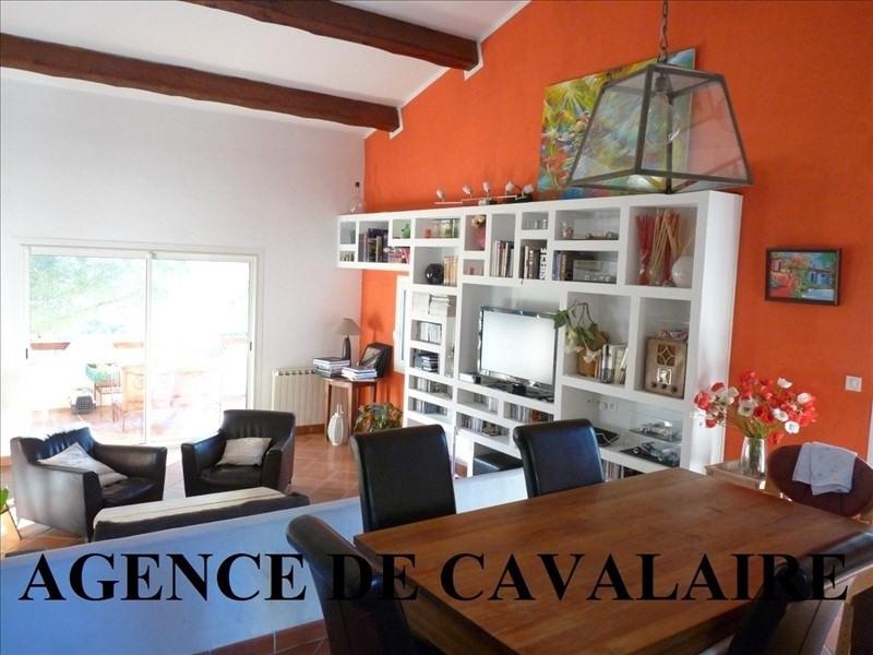 Deluxe sale house / villa Cavalaire sur mer 630000€ - Picture 1