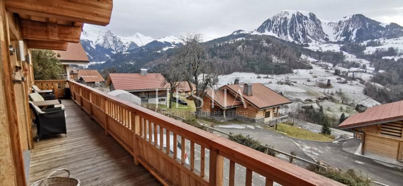 Vente de prestige maison / villa Manigod 1365000€ - Photo 2
