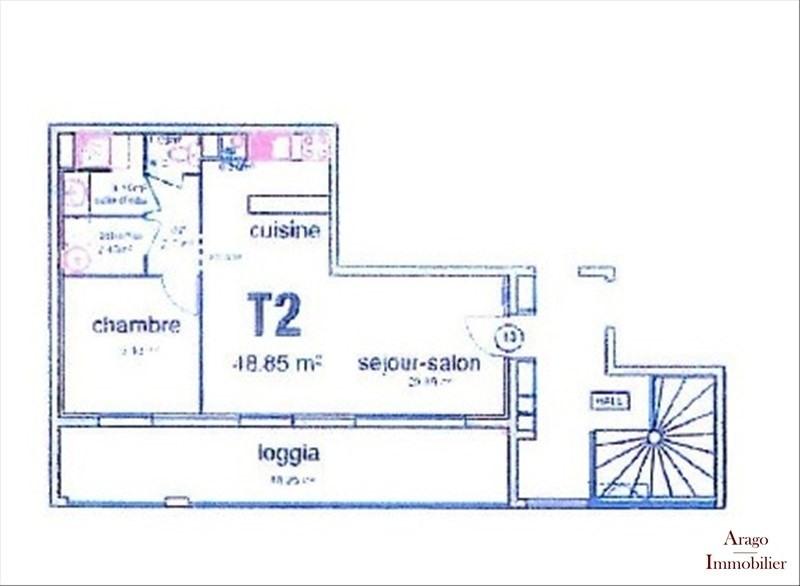 Rental apartment Perpignan 528€ CC - Picture 5