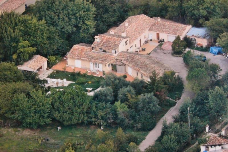 Immobile residenziali di prestigio casa Châteauneuf-grasse 790000€ - Fotografia 3