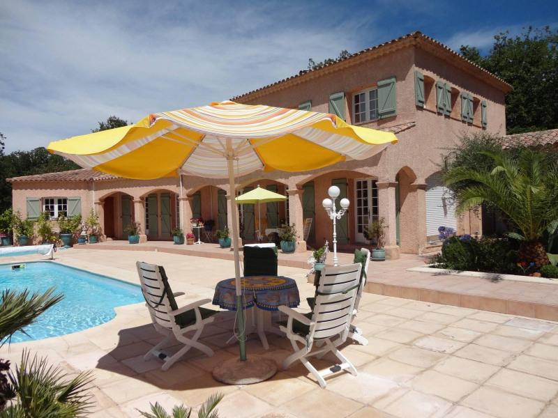 Verkauf von luxusobjekt haus Mons 515000€ - Fotografie 3