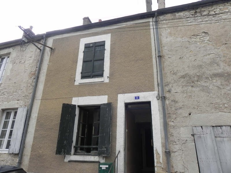 Vente maison / villa Arcy sur cure 30000€ - Photo 1