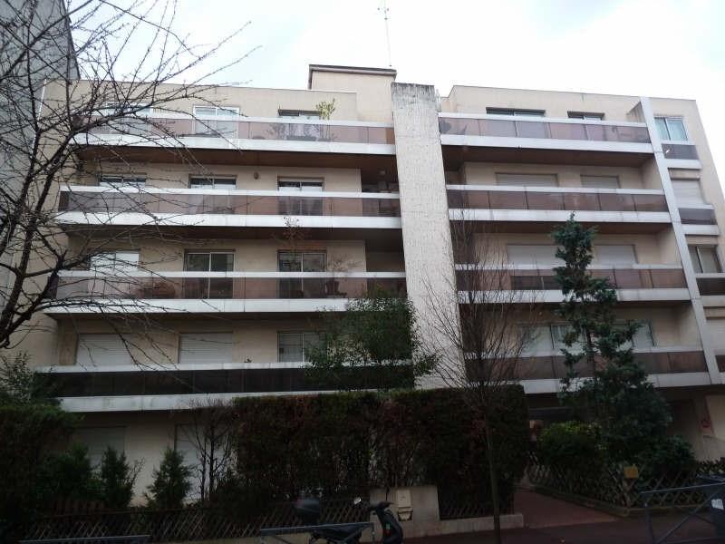 Rental apartment Issy les moulineaux 1195€ CC - Picture 1