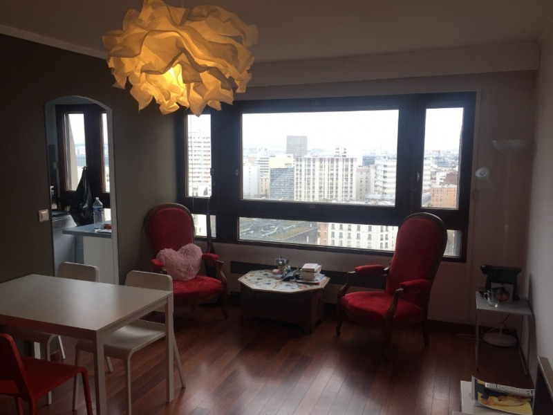 Vente appartement Paris 13ème 373000€ - Photo 3