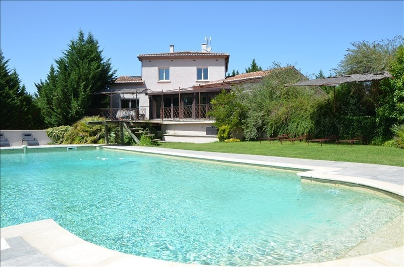 Deluxe sale house / villa Vallon pont d'arc 613 600€ - Picture 2