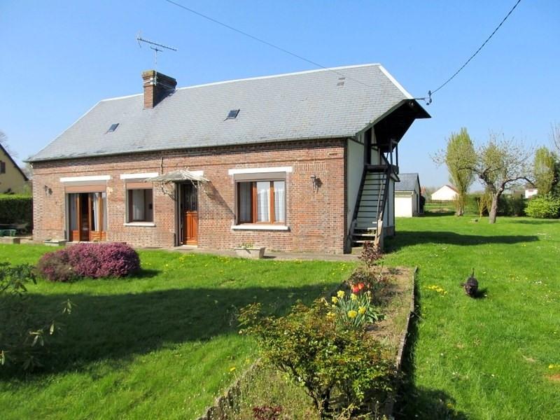 Sale house / villa Conches en ouche 118000€ - Picture 10