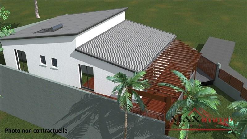 Vente maison / villa Les avirons 375000€ - Photo 2
