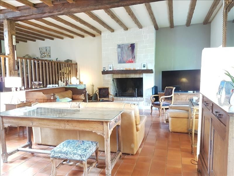 Sale house / villa Vallangoujard 497000€ - Picture 5