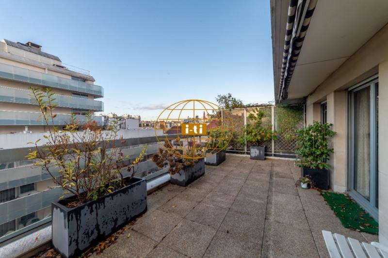 Vente de prestige appartement Paris 17ème 1245000€ - Photo 3