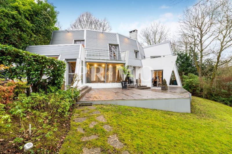 Vente de prestige maison / villa Vauhallan 1470000€ - Photo 2