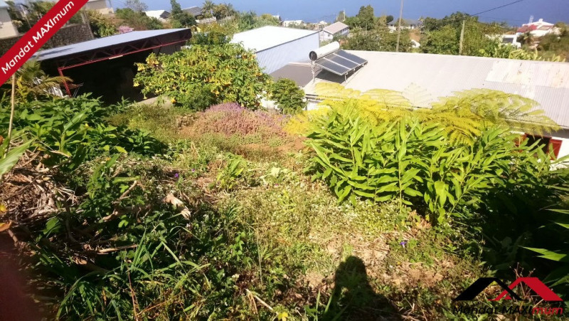 Vente terrain Saint leu 110000€ - Photo 2