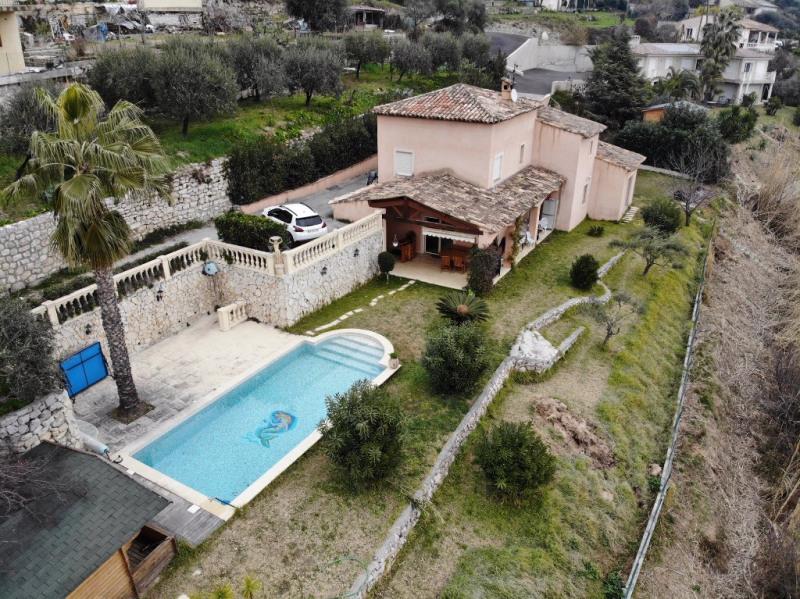 Revenda residencial de prestígio casa St jeannet 675000€ - Fotografia 9