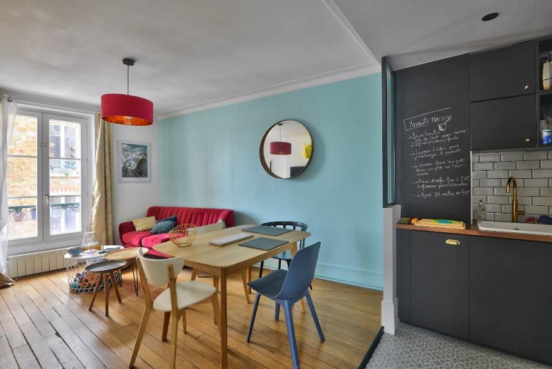 Verkoop  appartement Versailles 425250€ - Foto 7