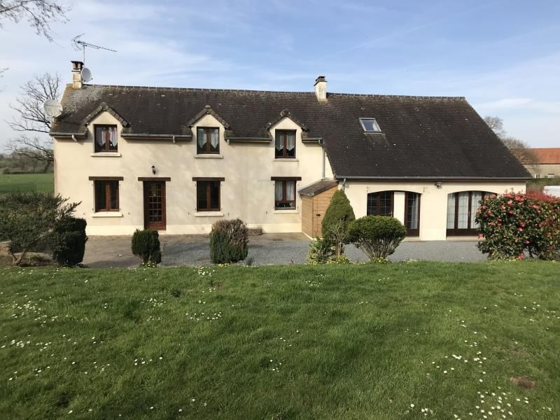 Vente maison / villa Millieres 157 500€ - Photo 1