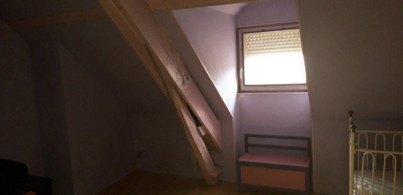 Vente maison / villa Dieppedalle croisset 85500€ - Photo 4