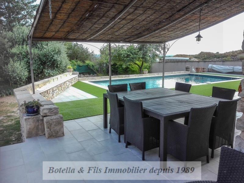 Venta  casa Uzes 398000€ - Fotografía 3
