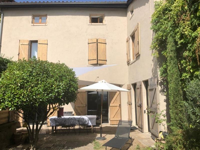 Sale house / villa Bully 485000€ - Picture 1