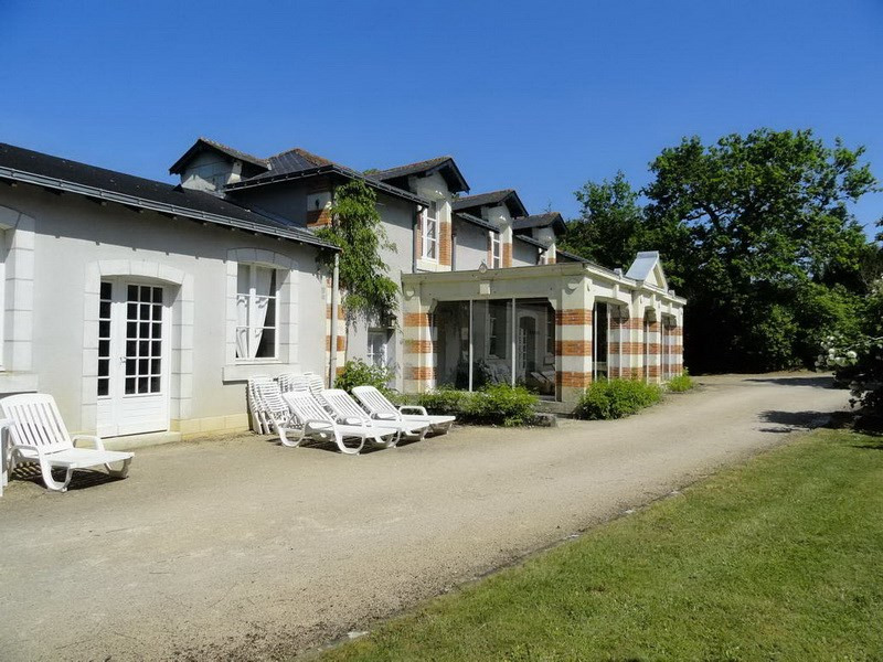 Deluxe sale house / villa Angers saumur 650 000€ - Picture 12