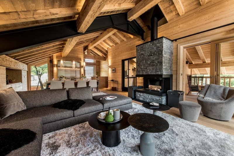 Vente de prestige maison / villa Meribel 3 790 000€ - Photo 1